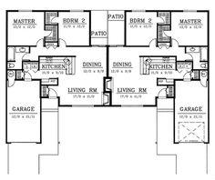 31 best duplex plans images floor plans house floor plans home rh pinterest com