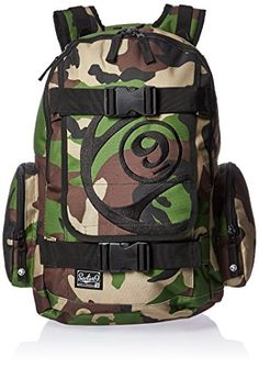 Sector 9 The Field Backpack Camouflage You Can Get Additional Details At Image FieldsBackpacksBagsCamouflageSkateboardingPursesCamoMilitary