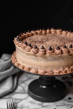 Vanilla Cappucino Cake