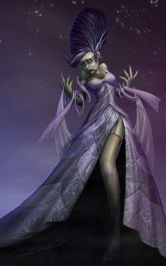 Bride of Frankenstein Redux