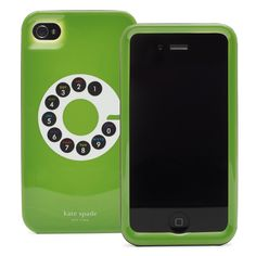 Oh Kate Spade - you've done it again. Since I am old enough to remember rotary phones, this is just a must have. $40