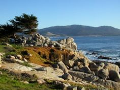 I lived in Monterey many...it is so beautiful and close to Carmel and Big Sur!