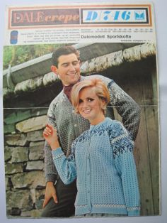 Sportskofte D746 Couple Photos, Knitting, Couples, Threading, Tricot, Couple Photography, Stricken, Couple, Knitwear