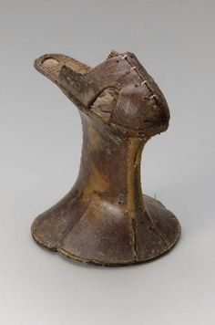 late 16th century Chopine. Chopines were usually worn as overshoes to protect the shoes and dress from mud. The height of the chopine became a symbolic reference to the cultural and social standing of the wearer; the higher the chopine, the higher the status of the wearer