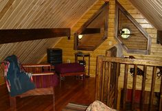 Conestoga Log Cabins has been providing quality small cabin kits to customers since Contact us today for more information on our Vacationer Log Cabin. Log Cabin Kits, Log Cabin Designs, Cabin Loft, Two Bedroom, Log Homes, Cozy House, Living Spaces, House Styles, Cabins