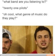 twenty one pilots text post - Google Search
