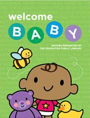 EPL welcomes everyone into the library - and what better introduction than bringing your baby to get his very own card! Babies up to 24 mont...