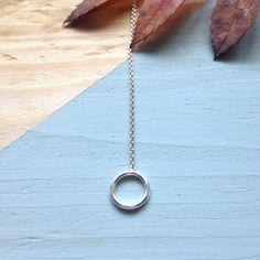 Tiny Stud Earrings, Circle Earrings, Sterling Silver Earrings, Dangle Earrings, Pendant Necklace, Pull Through, Beautiful Earrings, Ear Pin, Dangles