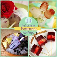 19 Refreshing Homemade Ice Pops | Spoonful
