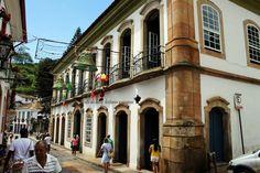 Ouro Preto, Minas Gerais - Brasil - Casa dos Contos (coletoria)