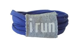 Running Bracelet Sweat away Bracelet sport by runningonthewall, $11.99