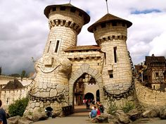 Parc Asterix in France