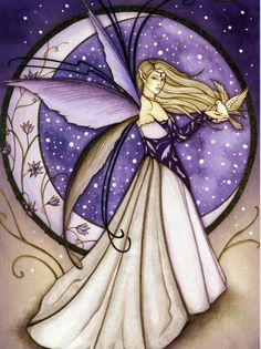 Moon Fairy  by: Jessica Galbreth