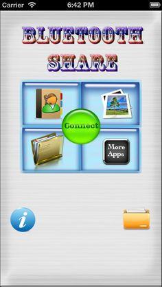 Bluetooth Share HD Lite by Asif Khalyani gone Free