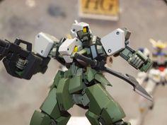 GUNDAM GUY: HG 1/144 Graze Kai - On Display @ All Japan Model & Hobby Show 2015