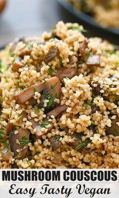 Vegan Couscous Recipes, Tasty Vegetarian Recipes, Vegan Dishes, Couscous Meals, Food Dishes, Healthy Recipes, Braai Recipes, Veggie Recipes, Indian Food Recipes