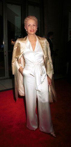 Carolina Herrera's Style Evolution: The Designer's 55 Most Sophisticated Looks (PHOTOS)