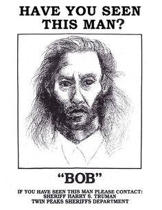 Bob - Twin Peaks (via Mudwerks)
