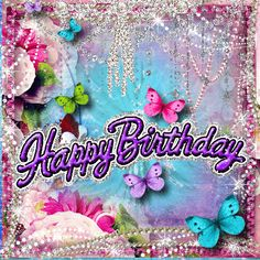 Happy Birthday Blingee happy birthday on pinterest hippie birthday, happy birthday