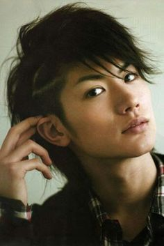 Miura Haruma] I'm Aki Tsukiyomi, a 19 year old author and used bookshop owner from Japan. I'm gay. I often get migraines, but when they're really bad, I can't open the shop. I hate fast food and takeaway and any hot weather. (Sub/Uke)[To see full bio, click link or photo]
