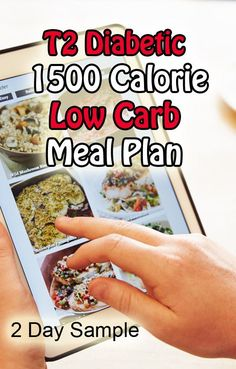 The Big Diabetes Lie Recipes-Diet - Type 2 diabetes 1500 calorie meal plan. 2 day sample plan with recipes. - Doctors at the International Council for Truth in Medicine are revealing the truth about diabetes that has been suppressed for over 21 years. Diabetic Recipes For Dinner, Diabetic Meal Plan, Diabetic Snacks, Low Carb Recipes, Diet Recipes, Healthy Recipes, Recipies, 1500 Calorie Meal Plan, Low Carb Meal Plan