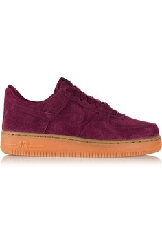 nike air force basse bordeaux