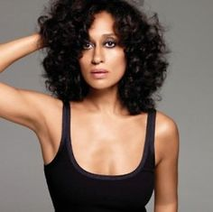 Tracee Ellis Ross - her hair has inspired me for at least a decade.