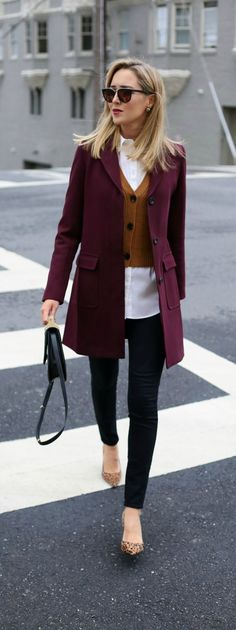50 Amazing Professional Work Outfit Ideas For Women Womens Fashion For Work, Work Fashion, Trendy Fashion, Women's Fashion, Fashion Outfits, Black Cardigan Sweater, Yellow Cardigan, Cardigan Sweaters, Black Jeans Outfit