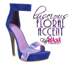NEW ARRIVAL!  luscious floral accent platform sandal  @ www.fabrebel.com #shoes #heels #platform #sandals #floralprint #flowerpower #powerheel #minimalist #spring2015 #boldcolors #shoelover #shoesfashion #shoesstyle #fashionfinds #fashionstyle #styleicon #iloveshoes