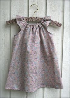 Liberty dress from Petite Legarth