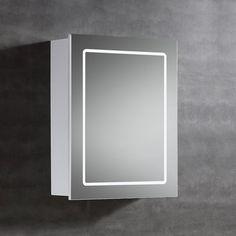Cini Medicine Cabinet Led Bathroom Vanity Mirror