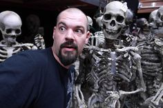 My friend, Aaron Goodwin from travel Channels Ghost Adventures. fits in this category lol. Paranormal Pictures, Hunting Shows, Ghost Shows, Ghost Adventures Zak Bagans, Whispers In The Dark, Picture Places, Ghost Hunters, Most Haunted, Travel Channel