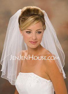 Wedding Veils - $14.99 - Wedding Veils (006003760) http://jenjenhouse.com/Wedding-Veils-006003760-g3760