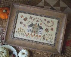 Cinnamon House from Plum Street Samplers...LOVE!!!