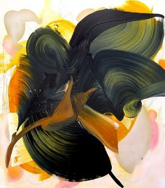 Jerry Carniglia, One Bird Knows The Hour Of My Death, oil on canvas, oil on canvas,67 x 59 inches