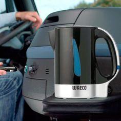 Hervidor de agua para el coche 0,75 litros | Tecniac