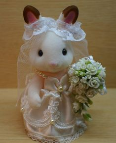 default - Sylvanian Wedding Family Costumes, Family Outfits, Calico Critters Families, Miniature Greenhouse, Vbs Crafts, Family Images, Family Set, Sylvanian Families, Bunny Toys