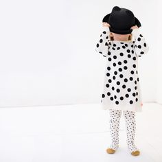 Big Dots Dress - bitteshop.com