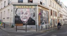 Hippe wijk in Parijs: Belleville | Mooistestedentrips.nl Belleville Paris, Paris Nice, Bastille, Land Art, Cool Pictures, Street Art, To Go, Places, Travel