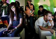 sexual harassment online gaming stirs anger