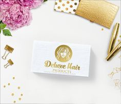 Luxury Logo, Branding, Logo Design, Graphic Design, Salons, Place Cards, Packaging, Place Card Holders, Cosmetics