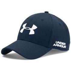 cb37c5ede8d Under Armour Men s UA Golf Headline Cap ( 25) ❤ liked on Polyvore featuring  men s