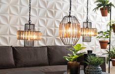 Living Spaces, Modern Design, Furniture Design, Ceiling Lights, Lighting, Home Decor, Decoration Home, Room Decor, Contemporary Design