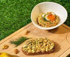 Zdravá, sýta a chutná vajíčková nátierka pre deti od 2 rokov. Takú si vieš pripraviť podľa tohto receptu na výživné raňajky. Risotto, Ethnic Recipes, Fitness, Food, Essen, Meals, Yemek, Eten