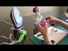 Como Hacer los Zapatos para Una Muñeca Fofucha Parte #2 | Cupones Para Comida - YouTube