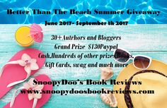 """NEW GIVEAWAY LIVE Come and enter in out new """"Better Than the Beach Summer Giveaway"""" for a chance to win $130 and many other prizes."""