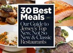 30 best meals in NJ