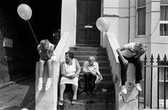 Engeland in de jaren zeventig door de lens van een Franse fotograaf