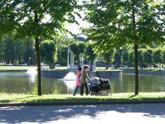 Park near the Kadriorg Palace, Tallinn, Estonia #travel #photos #parks