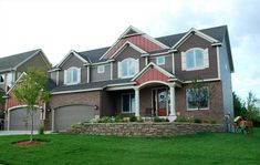 The Bradford House Plan 1894 - 4 Bedrooms and 3.5 Baths | The House Designers